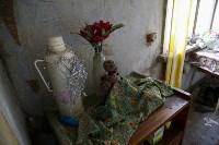В Щекинском районе аварийный дом грозит рухнуть в любой момент, Фото: 17