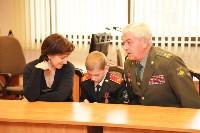 Презентация книги «Суворовцы Тулы», Фото: 1