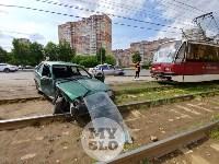 Серьезное ДТП на Зеленстрое: водитель «девятки» от удара вылетел из машины, Фото: 12
