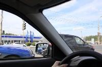 Фото с места аварии на ул. Рязанская в Туле днём 13 июня 2015 года , Фото: 5
