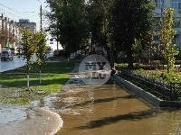 Прорыв водопровода , Фото: 6