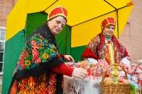 Масленица в Торговых рядах тульского кремля, Фото: 12