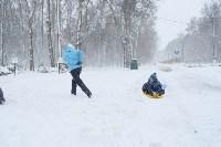 Снежная Тула. 15 ноября 2015, Фото: 24