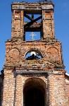 Храм в селе Ефремовского района обрел купол и крест, Фото: 27