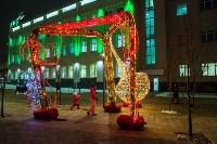 Дюмин осмотрел новогоднюю Тулу, Фото: 59