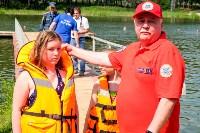 МЧС обучает детей спасать людей на воде, Фото: 21