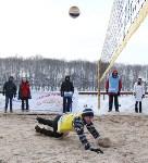 III ежегодный турнир по пляжному волейболу на снегу., Фото: 94