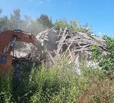 В историческом центре Тулы сносят аварийные дома, Фото: 8