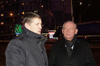 Прокопук и Авилов проинспектировали новогоднее оформление Тулы, Фото: 10