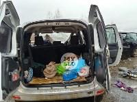 В страшном ДТП под Тулой погибли два человека, Фото: 5