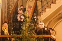 Рождественское богослужение в Успенском соборе Тулы, Фото: 18