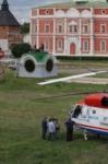 Установка шпиля на колокольню Тульского кремля, Фото: 7