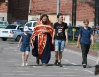 В Тулу доставлен ковчег с мощами Георгия Победоносца, Фото: 3