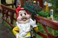 В Центральном парке появилась мемориальная табличка создателю «живого уголка», Фото: 1