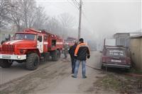 Пожар на ул. Руднева. 20 ноября, Фото: 2