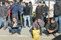 Масштабная проверка мигрантов на Центральном рынке, Фото: 28