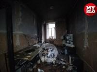 В Петелинской психиатрической больнице произошел пожар, Фото: 11