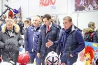 Мастер-класс от игроков сборной России по хоккею, Фото: 49