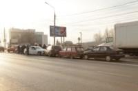 Массовое ДТП на повороте на Скуратово, Фото: 2