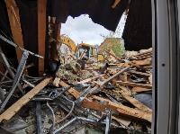 Снос незаконных павильонов в Заречье, Фото: 17