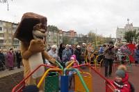 В Туле прошла приёмка двора на ул. Металлургов, Фото: 7