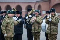 Митинг сотрудников ОВД в Тульском кремле, Фото: 1