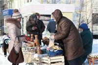 Уличная торговля на пересечении улиц Пузакова и Демидовская, Фото: 7