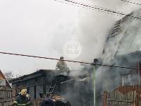 Пожар в Михалково, Фото: 33