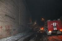 Пожар в здании бывшего кинотеатра «Искра». 10 марта 2014, Фото: 10