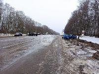 На дороге «Тула-Новомосковск» Ford протаранил Chevrolet, Фото: 10