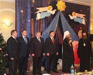 Владимир Груздев принял участие в Рождественском приеме, Фото: 9