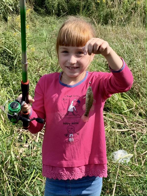 И снова мой рыболов!)