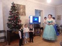 Рождественский бал в доме-музее В.В. Вересаева, Фото: 50