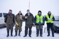 В Туле выбрали лучших рыбаков по ловле на блесну со льда, Фото: 73