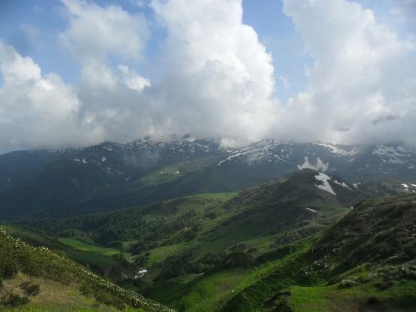 Абхазия. Лучше гор могут быть только горы...