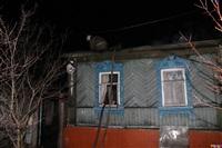 В поселке Октябрьский сгорел дом., Фото: 11
