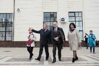 Встреча Валерия Гергиева на Московском вокзале в Туле, Фото: 26