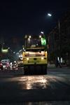 Укладка асфальта на проспекте Ленина. 6.06.2014, Фото: 2