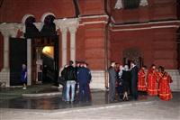 Пасхальная служба в Успенском соборе. 20.04.2014, Фото: 2