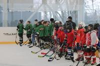 В Новомосковске завершился Кубок Федерации хоккея Тульской области среди дворовых команд, Фото: 1