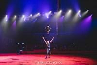 Братья Калашниковы на международном цирковом фестивале в Риме, Фото: 9
