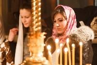 Рождественское богослужение в Успенском соборе Тулы, Фото: 41