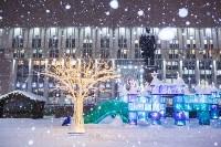Вечерний снегопад в Туле, Фото: 13