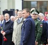 На Аллее Славы поставили бюст основателя Тульского патронного завода, Фото: 19