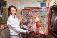 Александр Немцов рассказал об истории картины с Путиным, Богородицей и Николаем II, Фото: 39