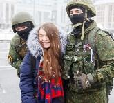Митинг-концерт в честь годовщины присоединения Крыма к России, Фото: 23