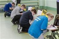 Школьники поиграли с гаишниками, Фото: 12