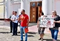 Митинг в Новомосковске, Фото: 4