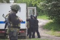 Антитеррористические учения на КМЗ, Фото: 36
