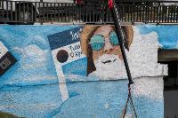 Новое граффити на набережной, Фото: 3